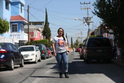 Mexicanos deportados confían en Biden