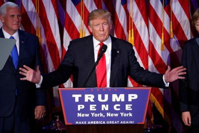 Trump prepara unos cien indultos, entre los que no se incluye él mismo