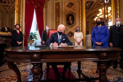 Biden anuncio la suspensión de las deportaciones por 100 días