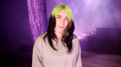 Rosalía patrocina el debut en español de Billie Eilish con
