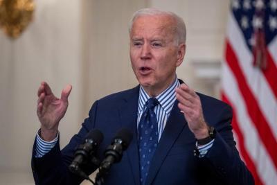 El Senado aprueba el plan de rescate de Biden por la pandemia