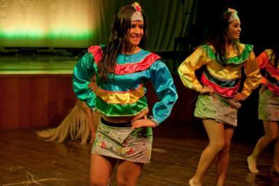 Manteniendo el folclore peruano en Pittsburgh