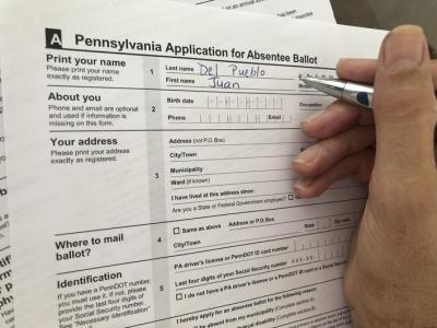 El proceso electoral para el condado de Allegheny